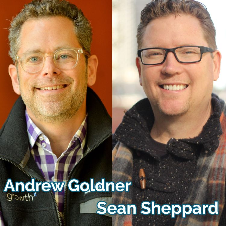 cover art for Meaning Driven Venture Capital [audio] with Andrew Goldner & Sean Sheppard