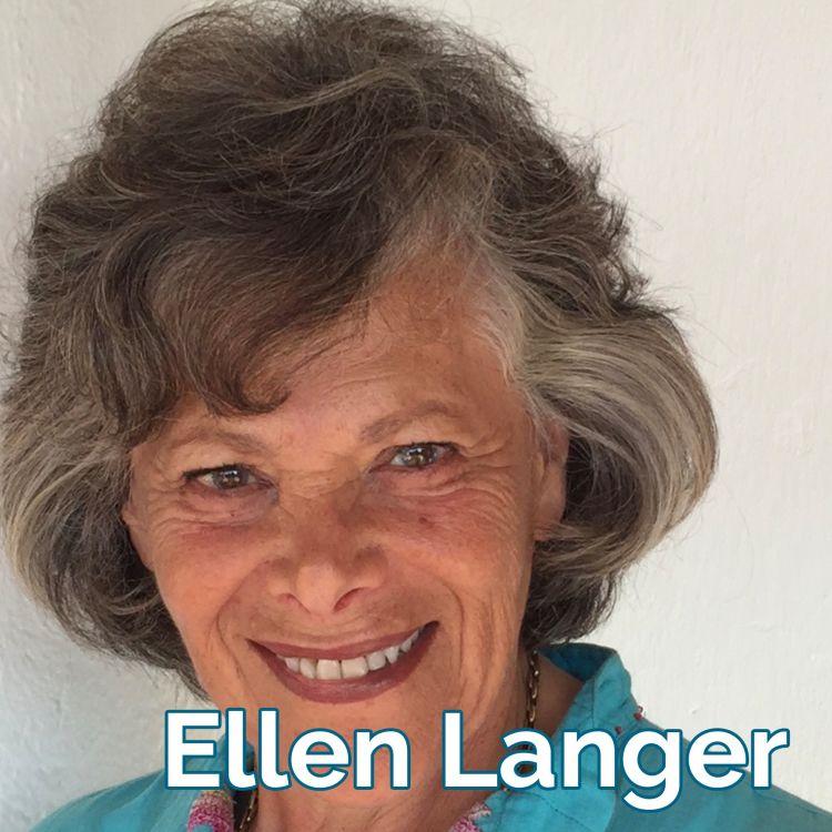 cover art for Dr. Ellen Langer: The Art of Noticing Mindful Leadership  [audio]