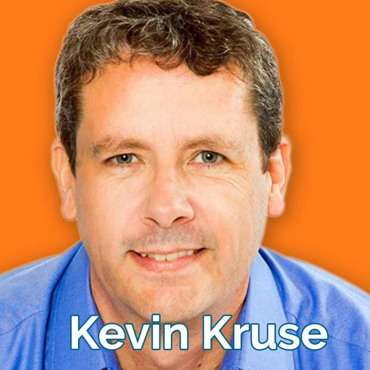 cover art for Kevin Kruse: (audio) Great Leaders Have No Rules