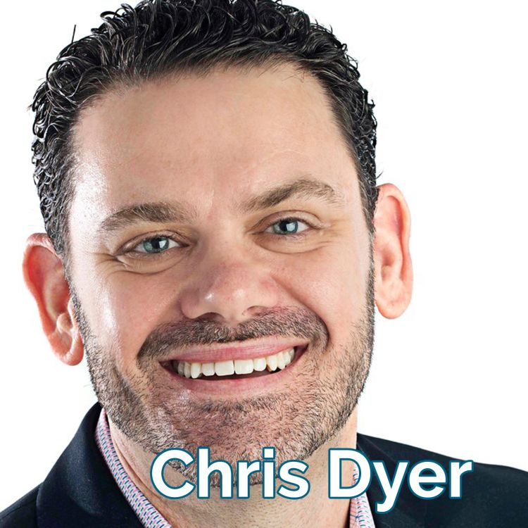 cover art for Chris Dyer: The Power of Company Culture (audio)
