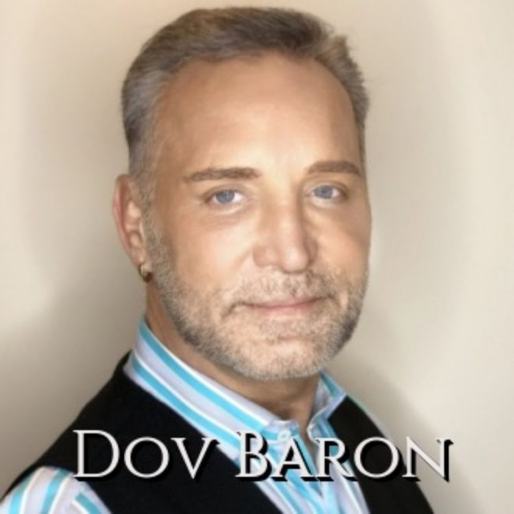 cover art for Dov Baron: Facing Imposter Syndrome