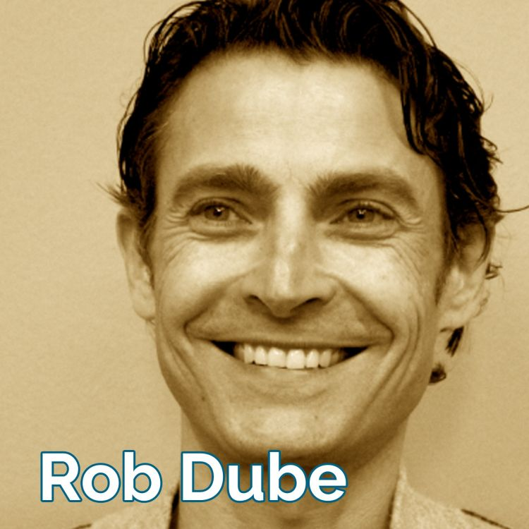 cover art for Rob Dube: Do Nothing!