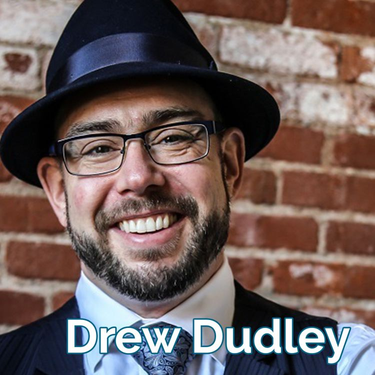 cover art for Drew Dudley: Day One Leadership