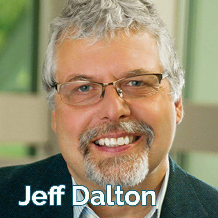 cover art for Jeff Dalton: Great Big Agile
