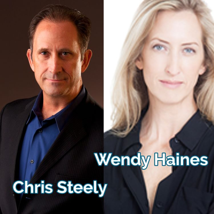cover art for Wendy Haines & Chris Steely: Institute for Gender Partnership