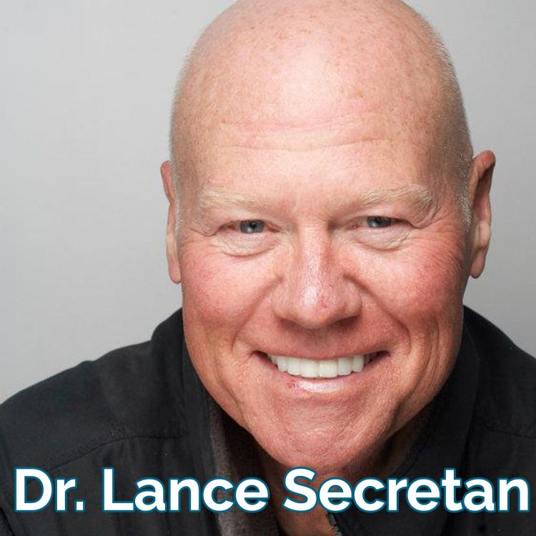 cover art for Dr. Lance Secretan: THE BELLWETHER EFFECT