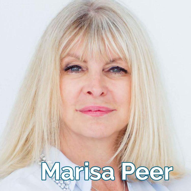 cover art for Marisa Peer: I Am Enough