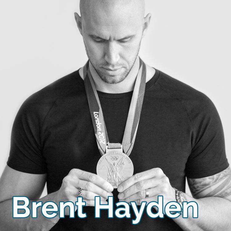 cover art for Brent Hayden: Olympic Entrepreneur