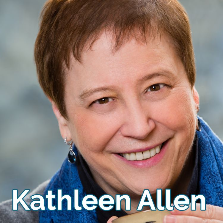cover art for Dr Kathleen Allen: Leading from the Roots