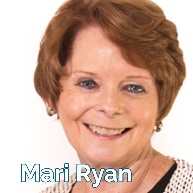 cover art for Mari Ryan: Building a Thrive Hive Culture