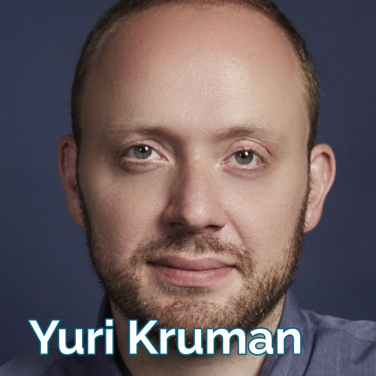 cover art for Yuri Kruman: What Millennials Really Want