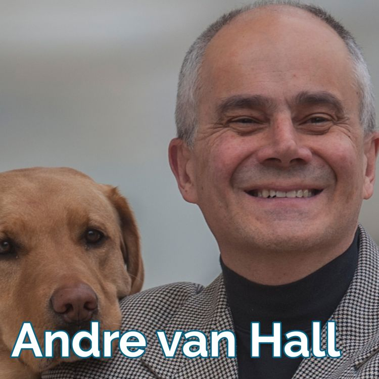 cover art for Andre Van Hall: Curiosity Instigator