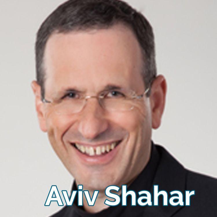 cover art for Aviv Shahar: Create New Futures