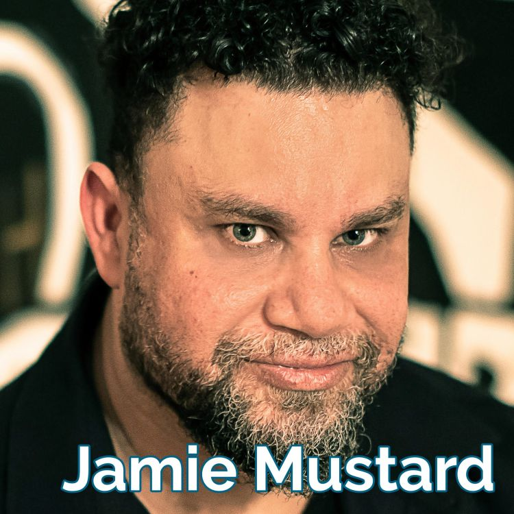 cover art for Jamie Mustard: The Iconist