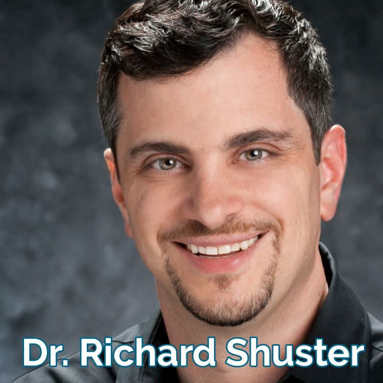 cover art for Dr. Richard Shuster: The Daily Helping