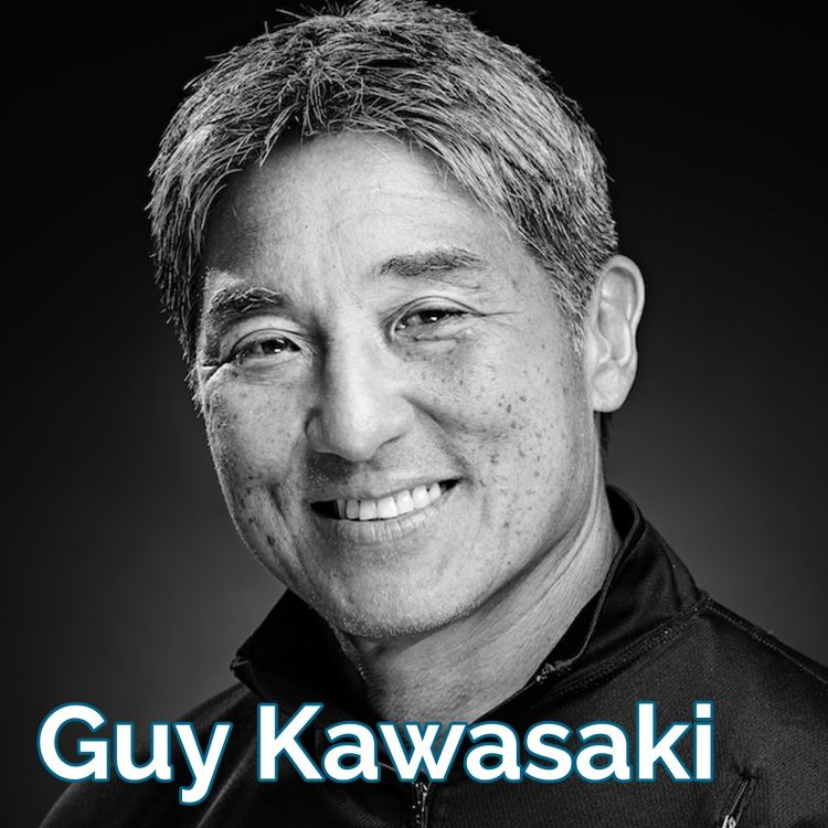 cover art for Guy Kawasaki: Evangelist of Change