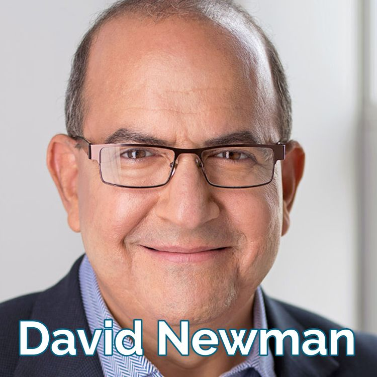 cover art for David Newman: What's The Ultimate Leadership Brand Builder?