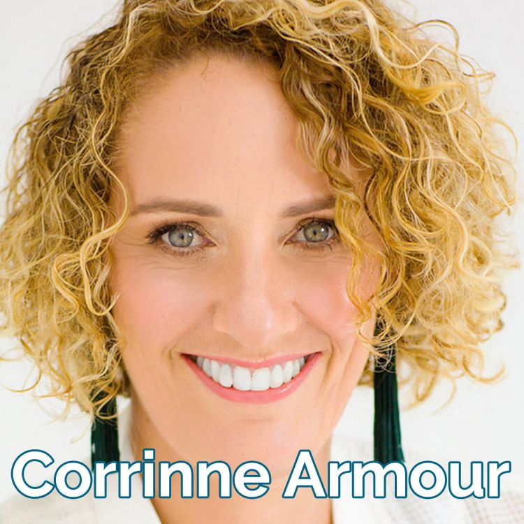 cover art for Corrinne Armour: Leaders Who Ask