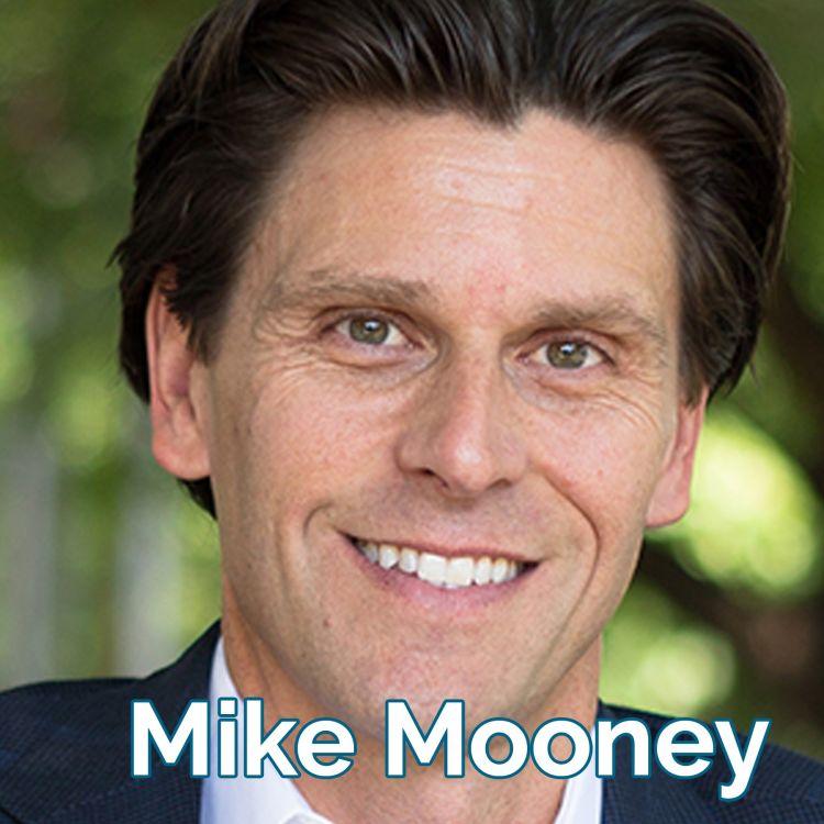 cover art for Mike Mooney: Reputation Shift