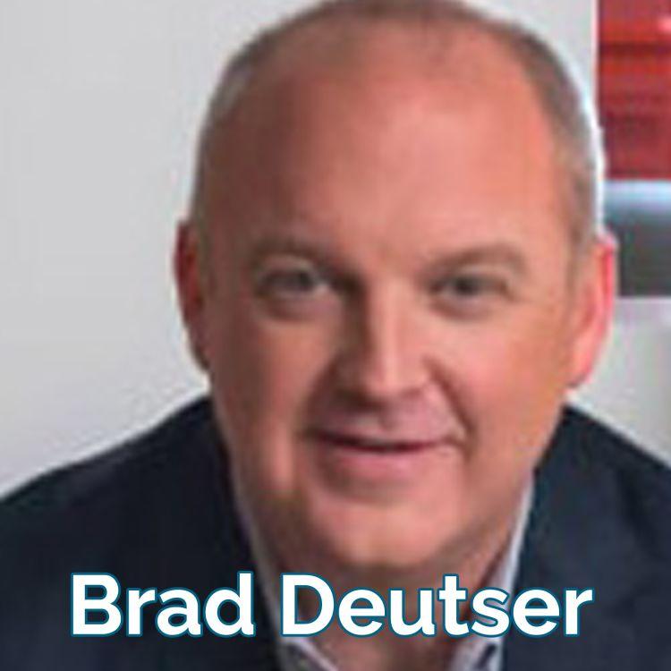 cover art for Brad Deutser: Leading CLARITY