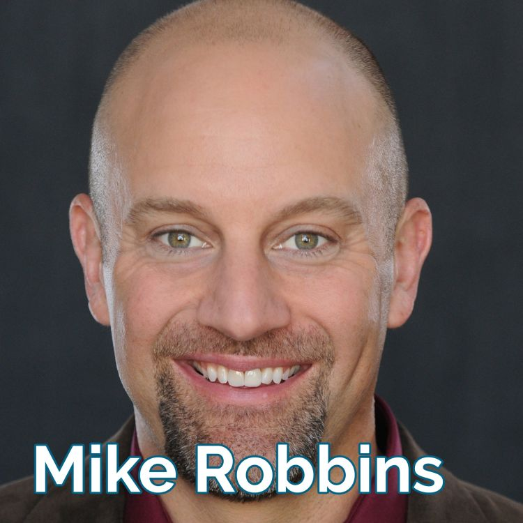 cover art for Mike Robbins: Bring Your Whole Self to Work