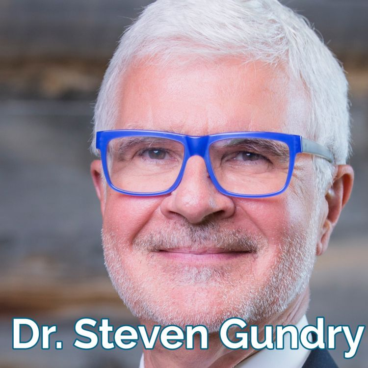 cover art for Dr. Steven Gundry: The Plant Paradox (cooking for families)