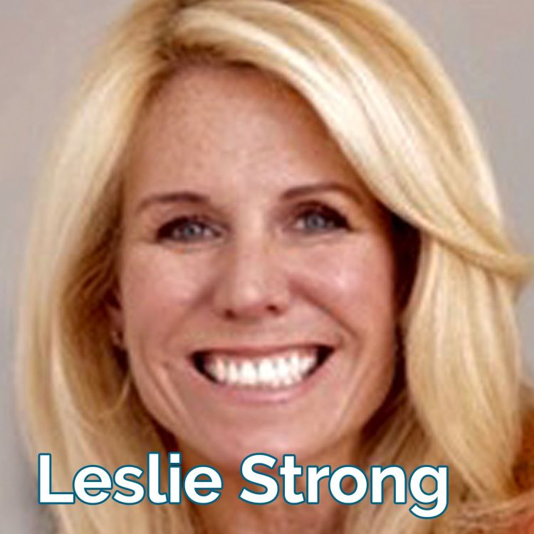 cover art for Leslie Strong: The You Factor!