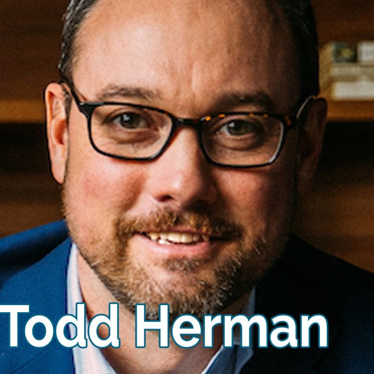 cover art for Todd Herman: The Alter Ego Effect