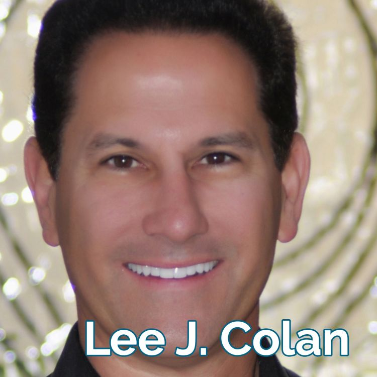 cover art for Lee Colan: Build a Positive Coaching Mindset