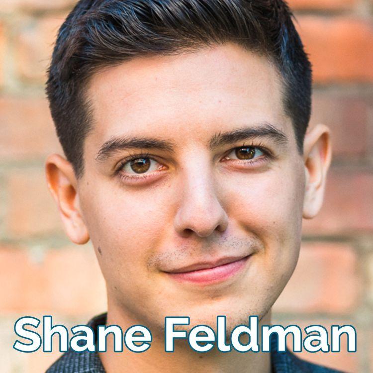 cover art for Shane Feldman: Count Me In