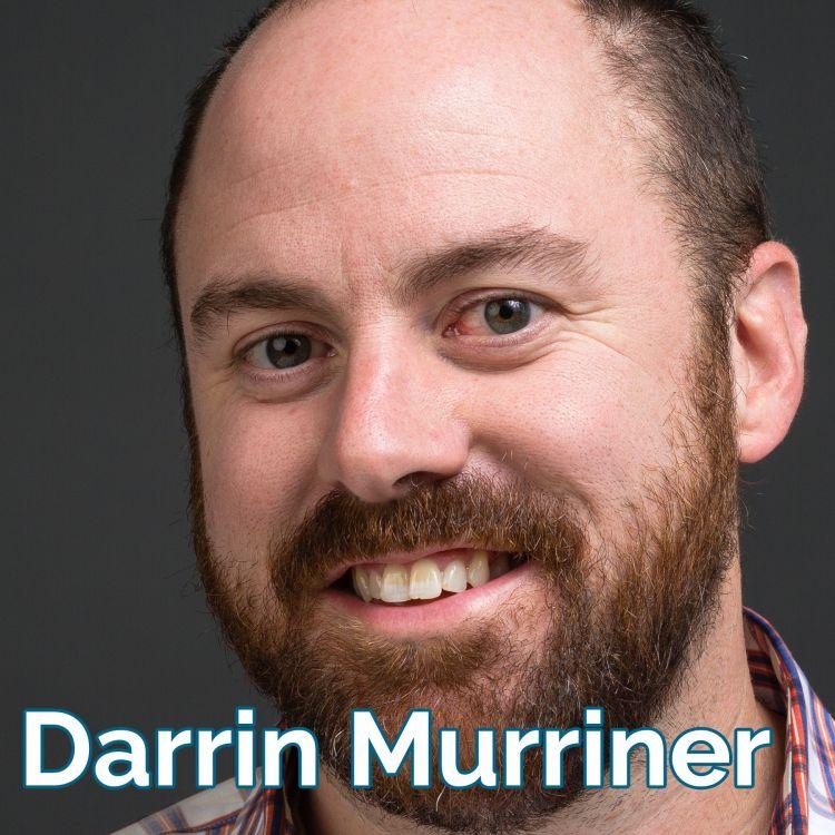 """cover art for Darrin Murriner: """"Corporate Bravery"""""""
