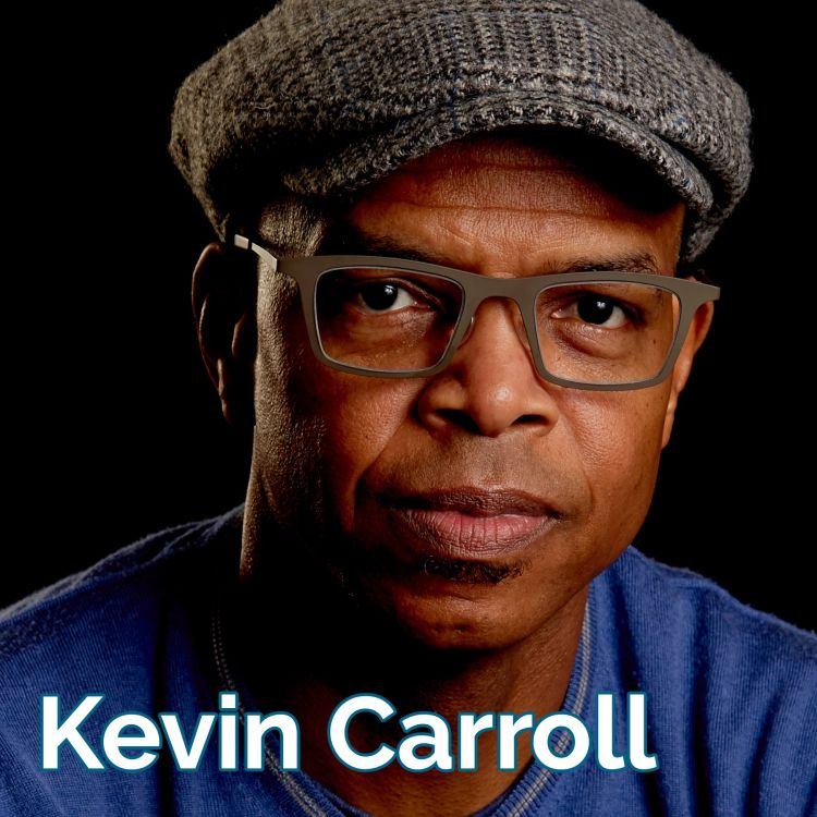 "cover art for Kevin ""The Katalyst""  Carroll:"