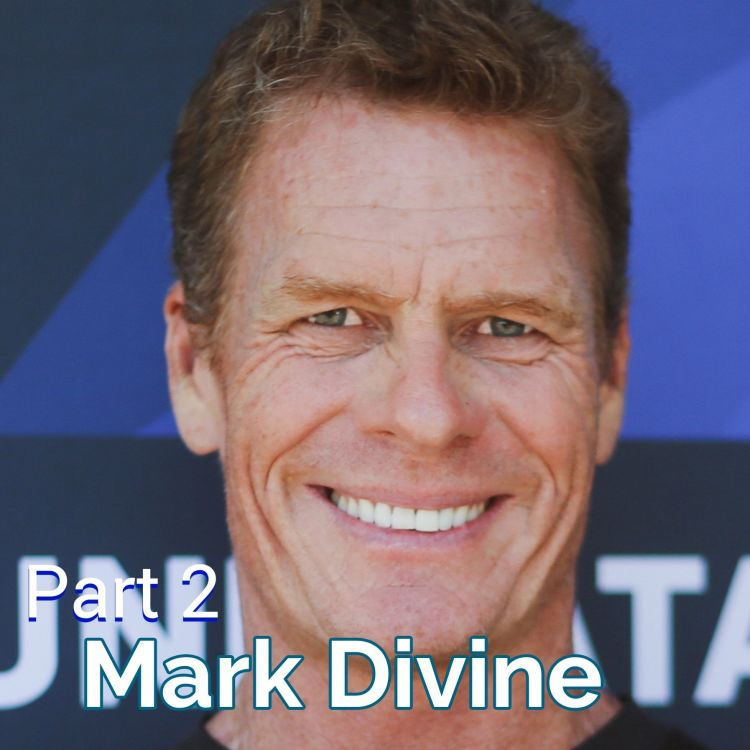 cover art for Mark Divine Part 2 Staring Down The Wolf