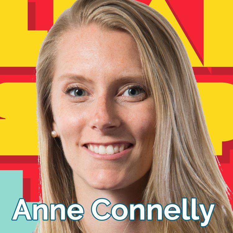 cover art for Anne Connelly: Blockchain The Future of Business
