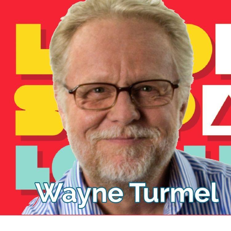 cover art for Wayne Turmel: The Long Distance Leadership