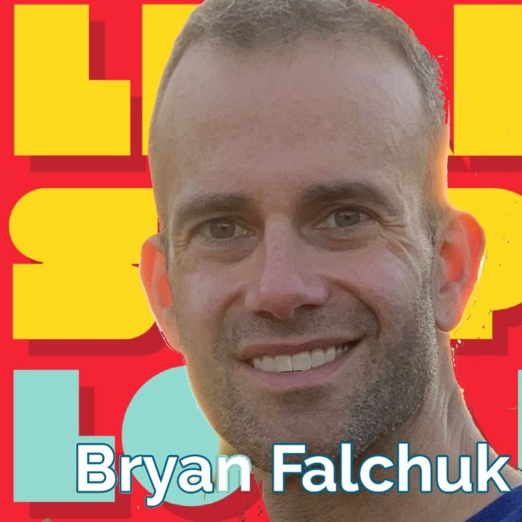 cover art for Bryan Falchuk: Collapsing The Dysfunctional Leadership  Relationship Model