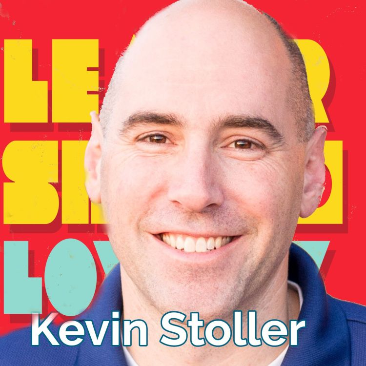 cover art for Kevin Stoller: Leaders Hold The Keys to The Education Solution