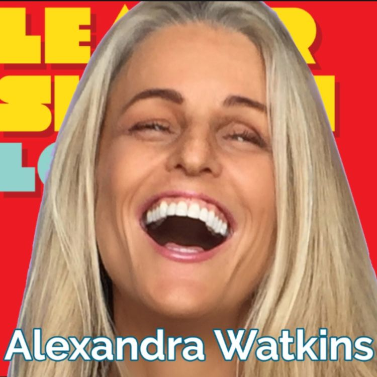 cover art for Alexandra Watkins: Hello My Name is Awesome