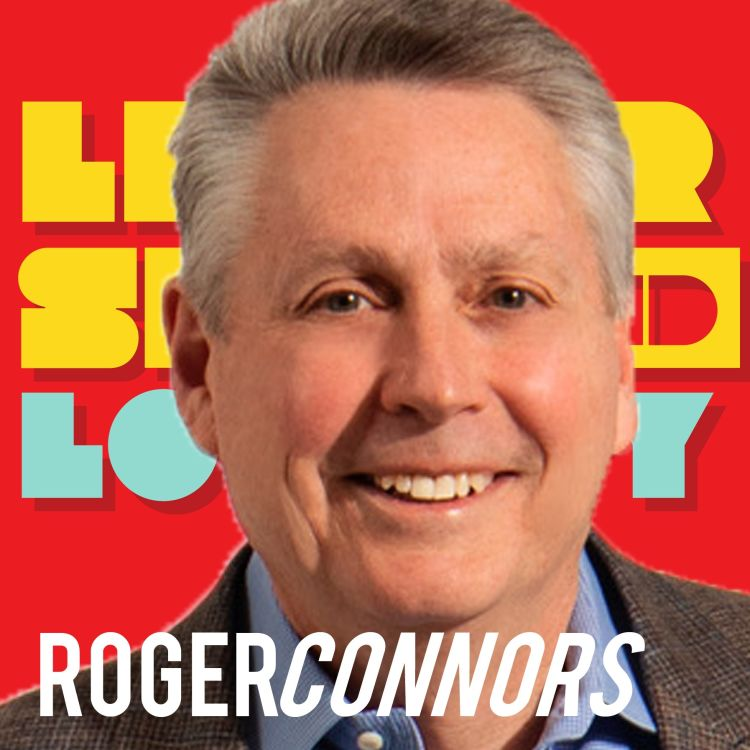 cover art for Roger Connors: Get a Coach, Be a Coach
