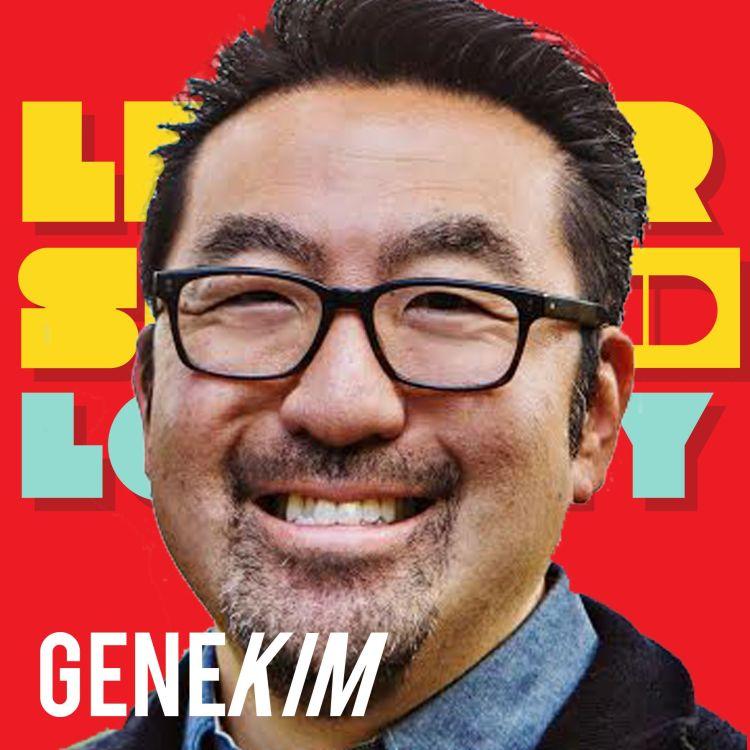 cover art for Gene Kim: Unicorn Project
