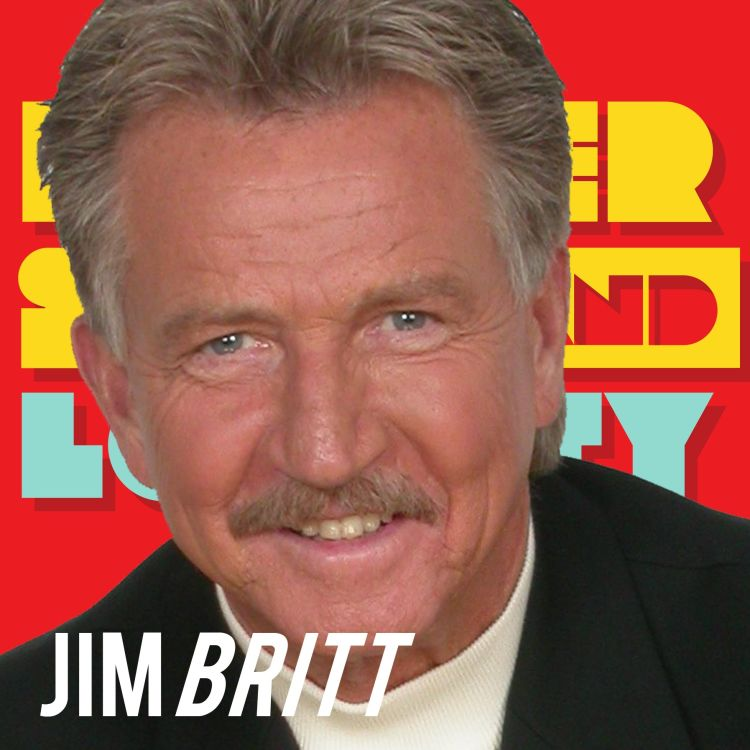 cover art for Jim Britt: Letting Go of Sabotage