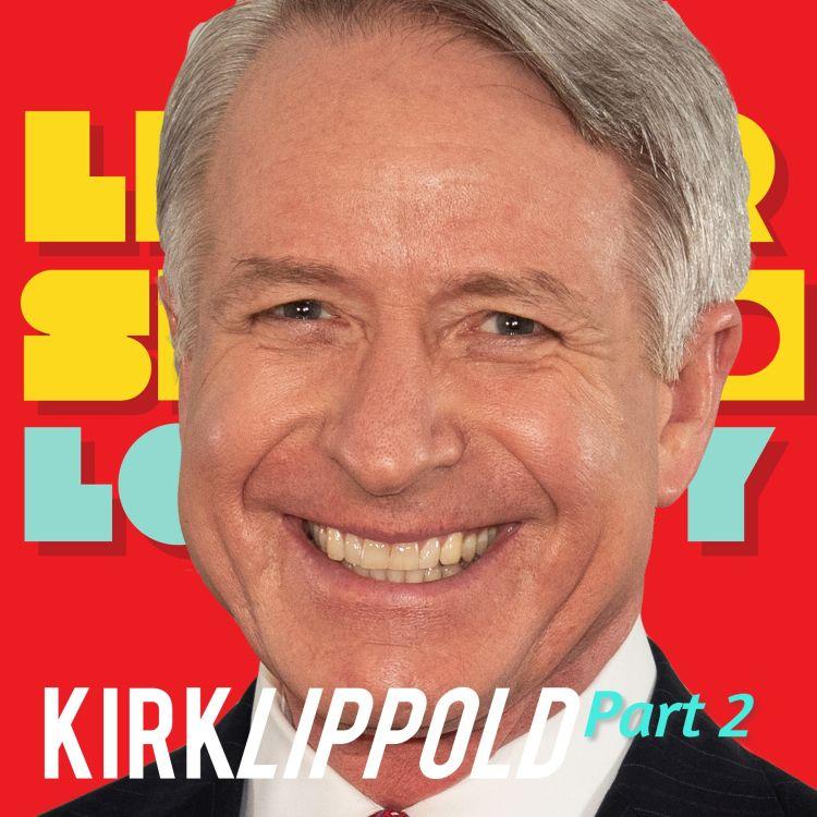 cover art for Commander Kirk Lippold: Part2of2 Front Burner