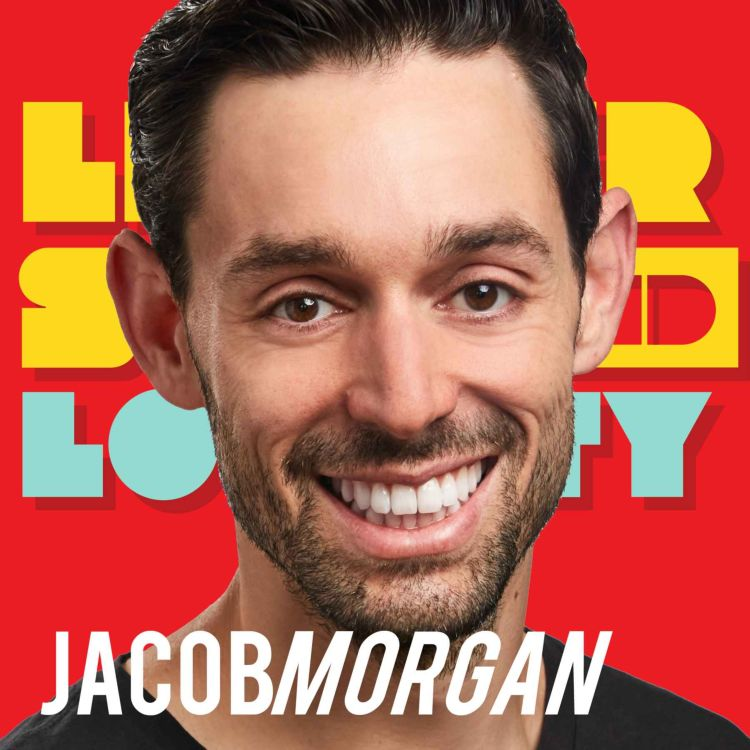 cover art for Jacob Morgan: Recognizing The Future Leader