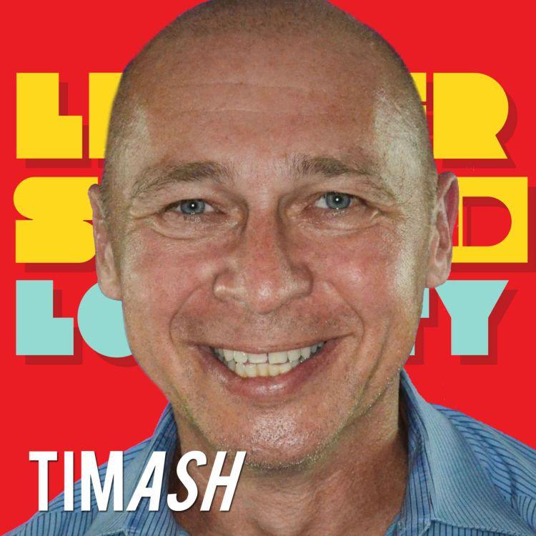 cover art for Tim Ash: Unleashing Your Primal Leadership Brain
