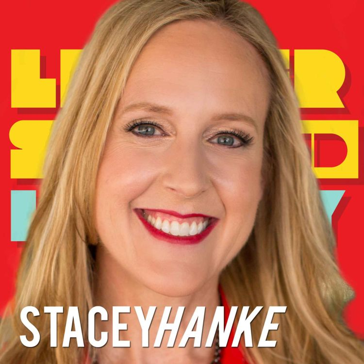 cover art for Stacey Hanke: Influence Redefined