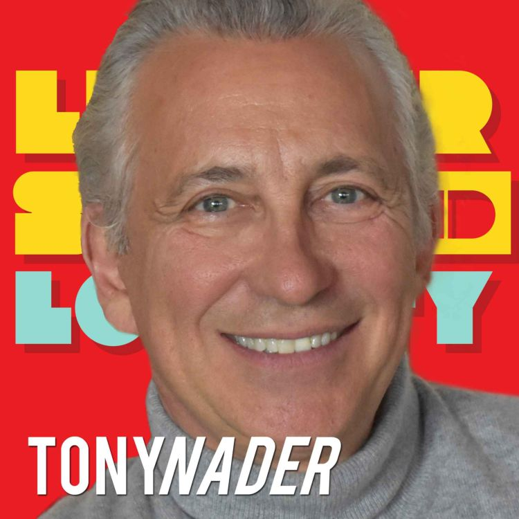 cover art for Dr Tony Nader, MD, Phd: One Unbounded Ocean of Conscious Leadership
