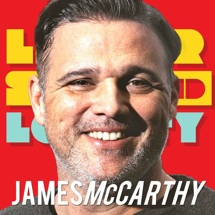 cover art for Jim McCarthy: Transformational Lessons from The Live Event Industry