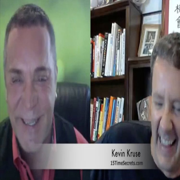 cover art for Kevin Kruse on Dov Baron's #Leadership & Loyalty Podcast