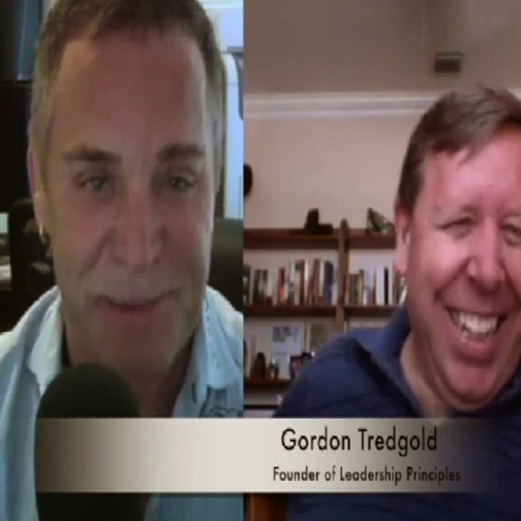 cover art for Gordon Tredgold, [audio] CEO FAST Leadership
