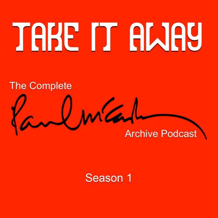 cover art for McCartney